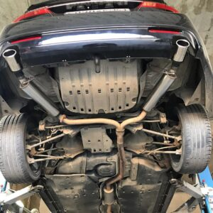 відремонтовані глушники авто