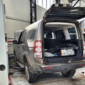 ремонт Land Rover