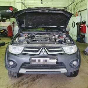 сервіс Mitsubishi