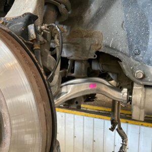 реставрація рульової рейки