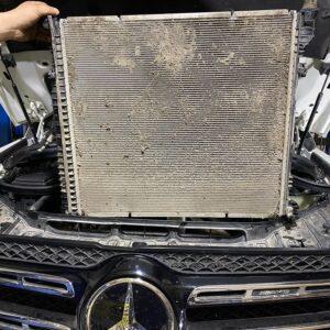 ремонт системи охолодження авто