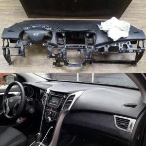 заміна подушок безпеки авто